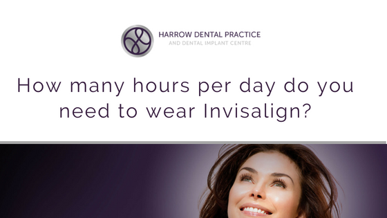 How many hours a day do you need to wear Invisalign