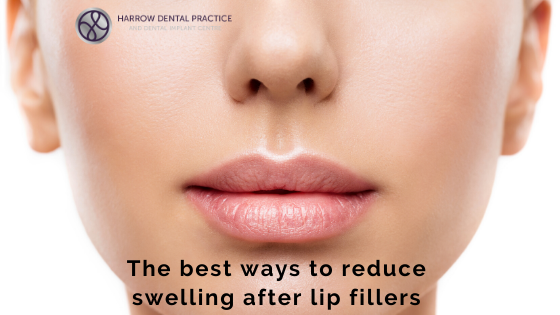 The best ways to reduce swelling after lip fillers